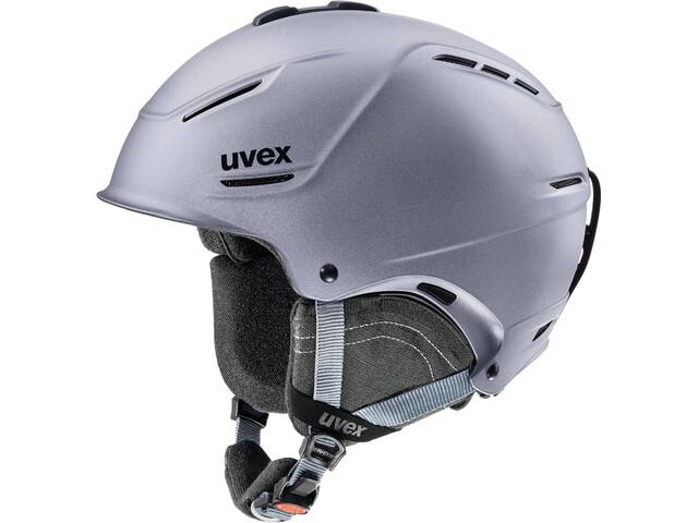 UVEX P1Us 2.0 Casco, strato met mat